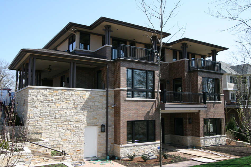 Home exteriors mastro design builders for House and home exteriors